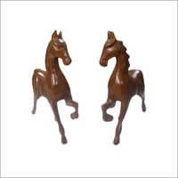 Decorative Wooden Horse