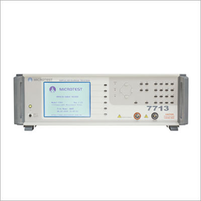 High Frequency Surge Testers