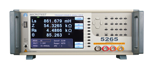 5437 High Efficiency Transformer Tester