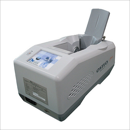 Ultrasound Bone Densitometer