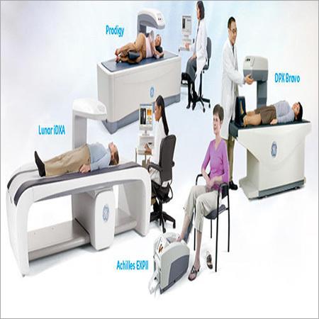 Ultrasound Bone Density Checking Machine
