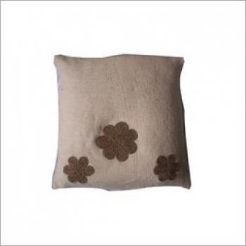 Linen Designer Cushion Cover