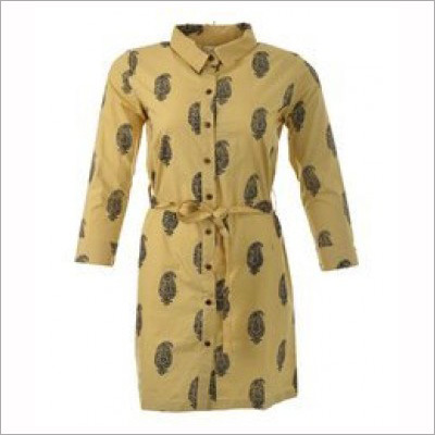 Ladies Cotton Tunic
