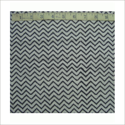 Hand Block Design Fabric