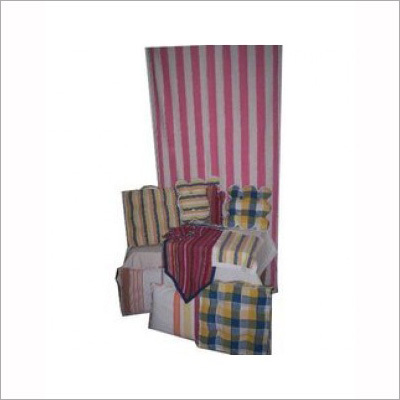 Cotton Curtains and Cushion Story For Kids