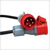 Industrial Electrical Plug & Socket