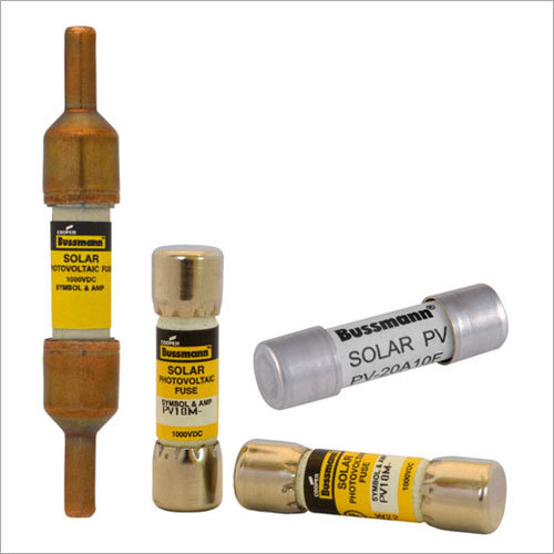 Photovoltaic Fuses