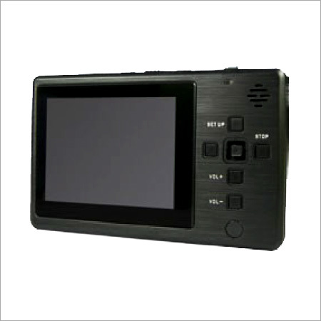Audio - Visuals Portable DVR