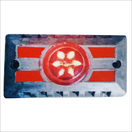 Solar Aluminum Speed Breaker