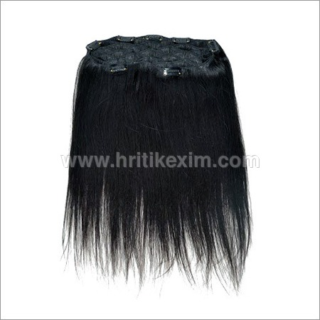 Straight Silky Hair