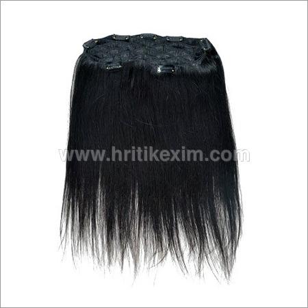 Straight Silky Hair