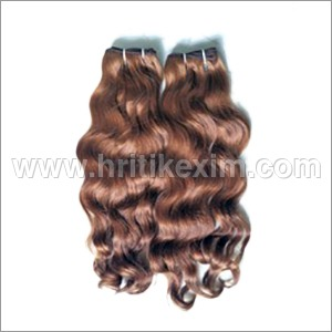 Colored Virgin Hair Extension