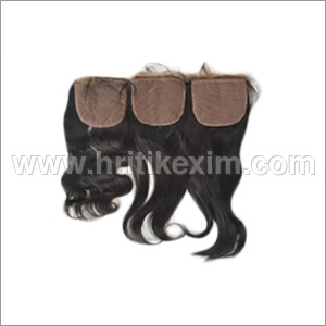 Virgin Human Hair Closure
