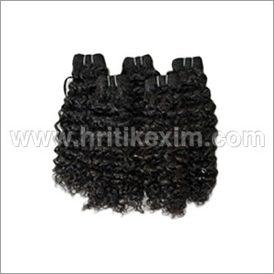 Mongolian Curly Weave Hair