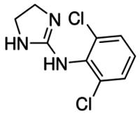 Clonidine solution