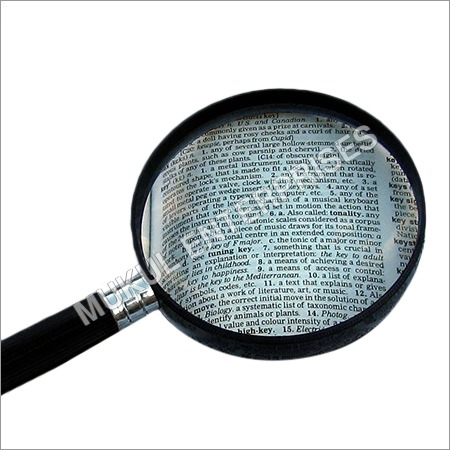 Magnifying Lenses