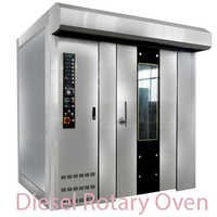 Diesel Rotary Oven
