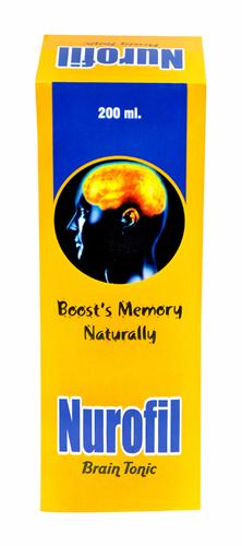 Nurofil Brain Tonic