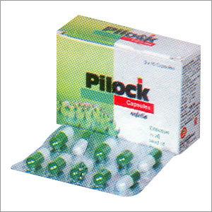 Pilock Capsule