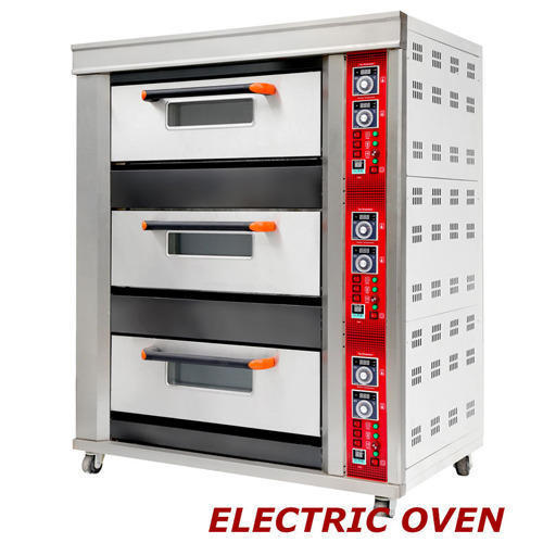 Six Trays Commercial Electric Oven