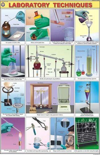 Charts Laboratory Techniques