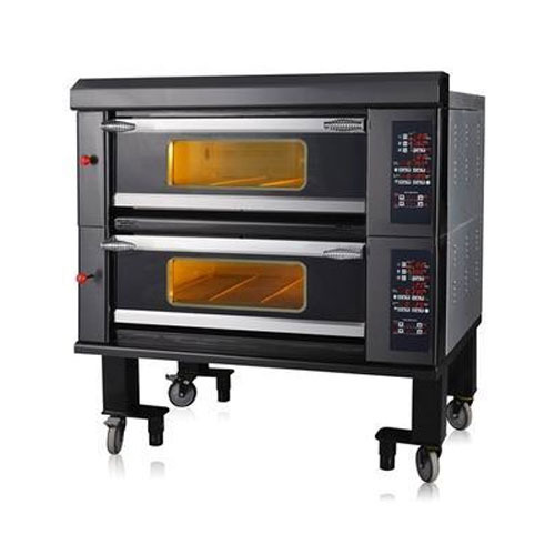 Four Trays Commercial Electric Oven