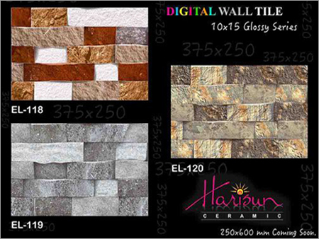 Glossy Bathroom Wall Tiles