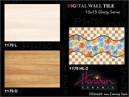 Printed Bathroom Wall Tiles