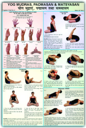 Charts Yogasan