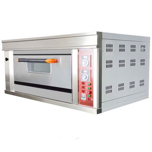 Single Deck Commercial Gas Oven
