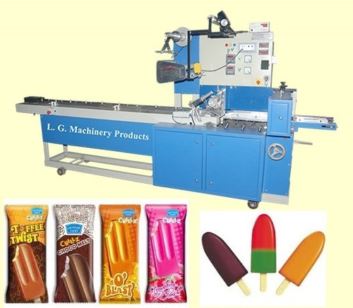 Ice Cream Bar Packing Machine