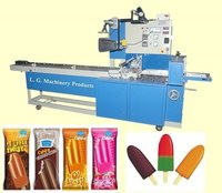 Ice Cream Bar Packing Machine