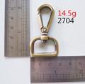 Brass Dog Hook Italy Style Handbags Hardware
