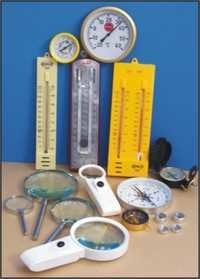 Thermometer & lenses