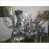 Ice Cream Filling and Sealing Machine
