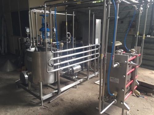 Paneer Plant Machinery