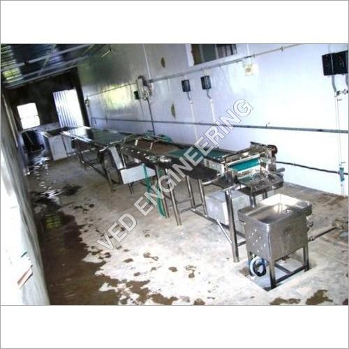 Aloe Vera Processing Machine