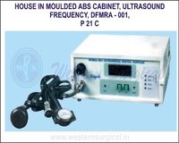 Housed In Moulded Abs Cabinet Ultrasound Frequncy