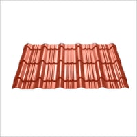 Color Coated Steel Roof Tiles