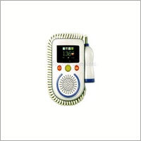 100CR COLOR TFT HANDY FETAL  DOPPLER (WITH COLOR DISPLAY)