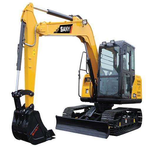 8 Ton Small Excavator