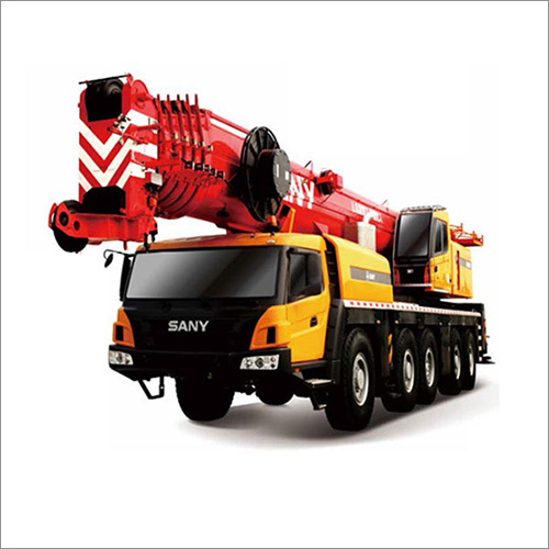 180 Ton All Terrain Crane