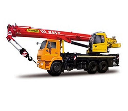25 Ton Truck Crane