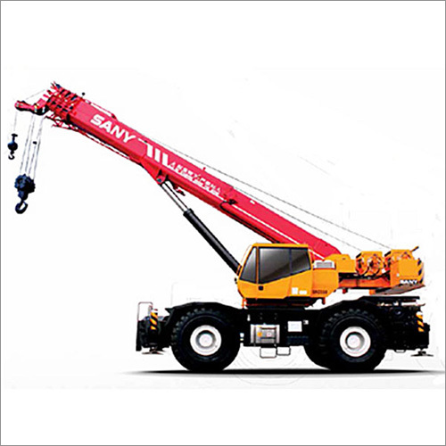 40 Ton Rough Terrain Crane
