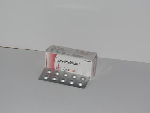 Levocetirizine Tablets IP 5mg