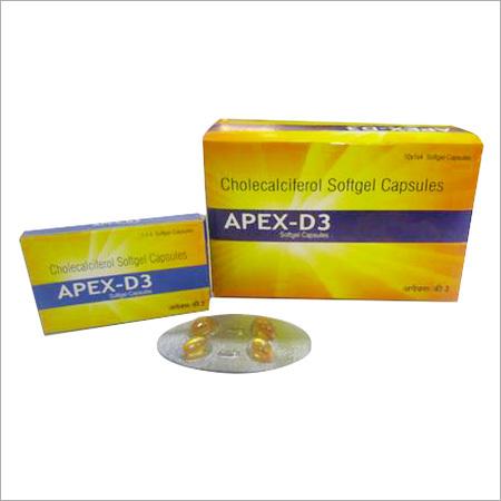 Apex-D3 Capsules