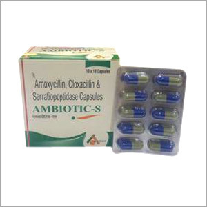 Ambiotic- S Tablets