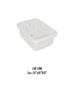 Ceramic Lab Sink