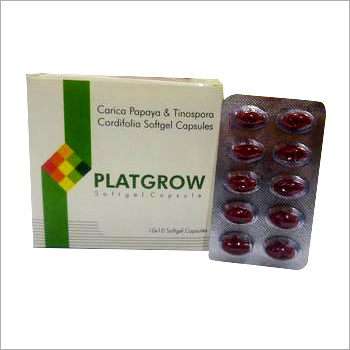 Platgrow Softgel Capsules