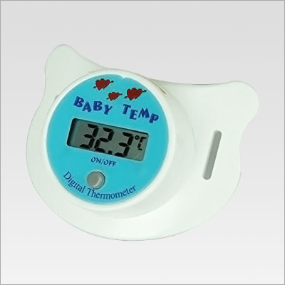Thermometer Pacifier for Babies